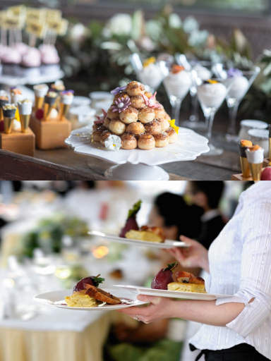 mariage catering